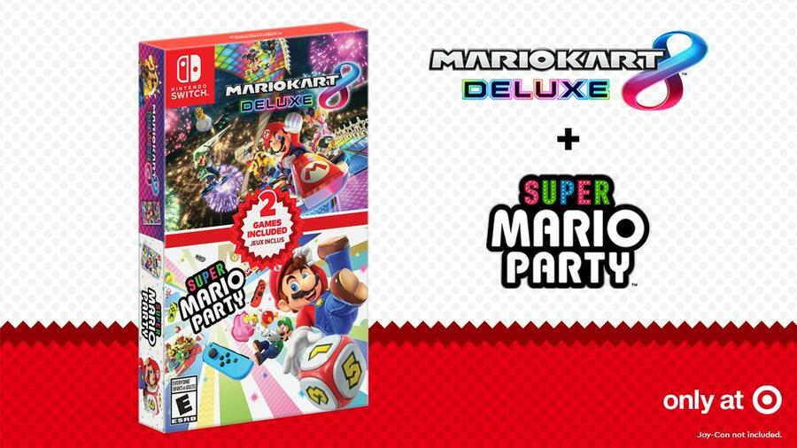 Mario Bundle Target US