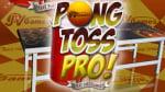 Pong Toss Pro - Frat Party Games