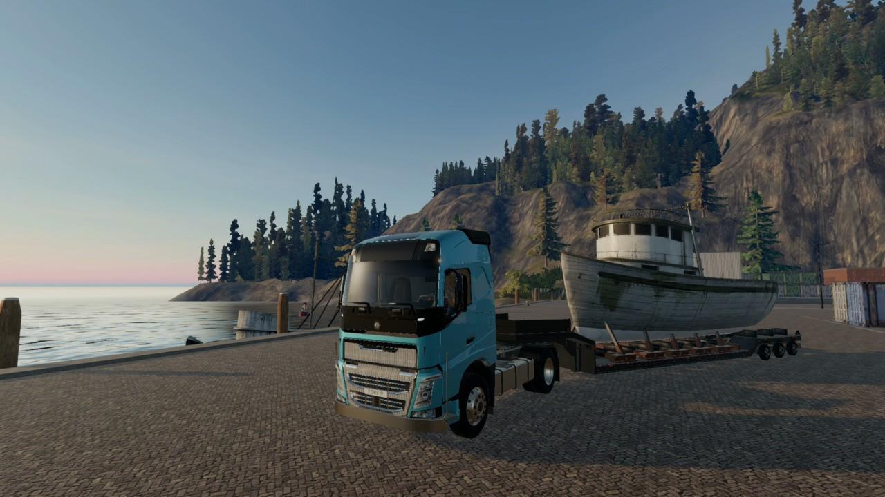Truck Driver ya tiene algunas actualizaciones bastante importantes en proceso 54
