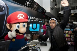 Mario wants him to buy another game
