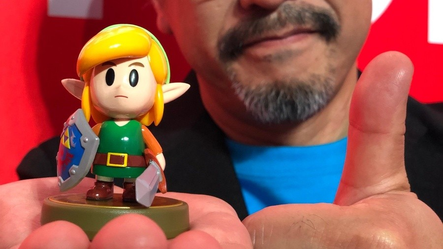 Just one of the amiibo being sold early