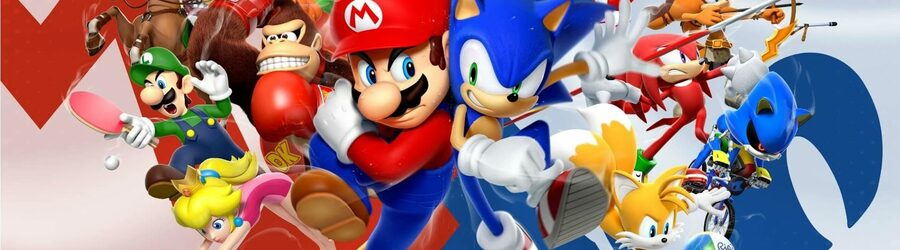 Mario & Sonic at the Olympic Games Tokyo 2020 (Switch)