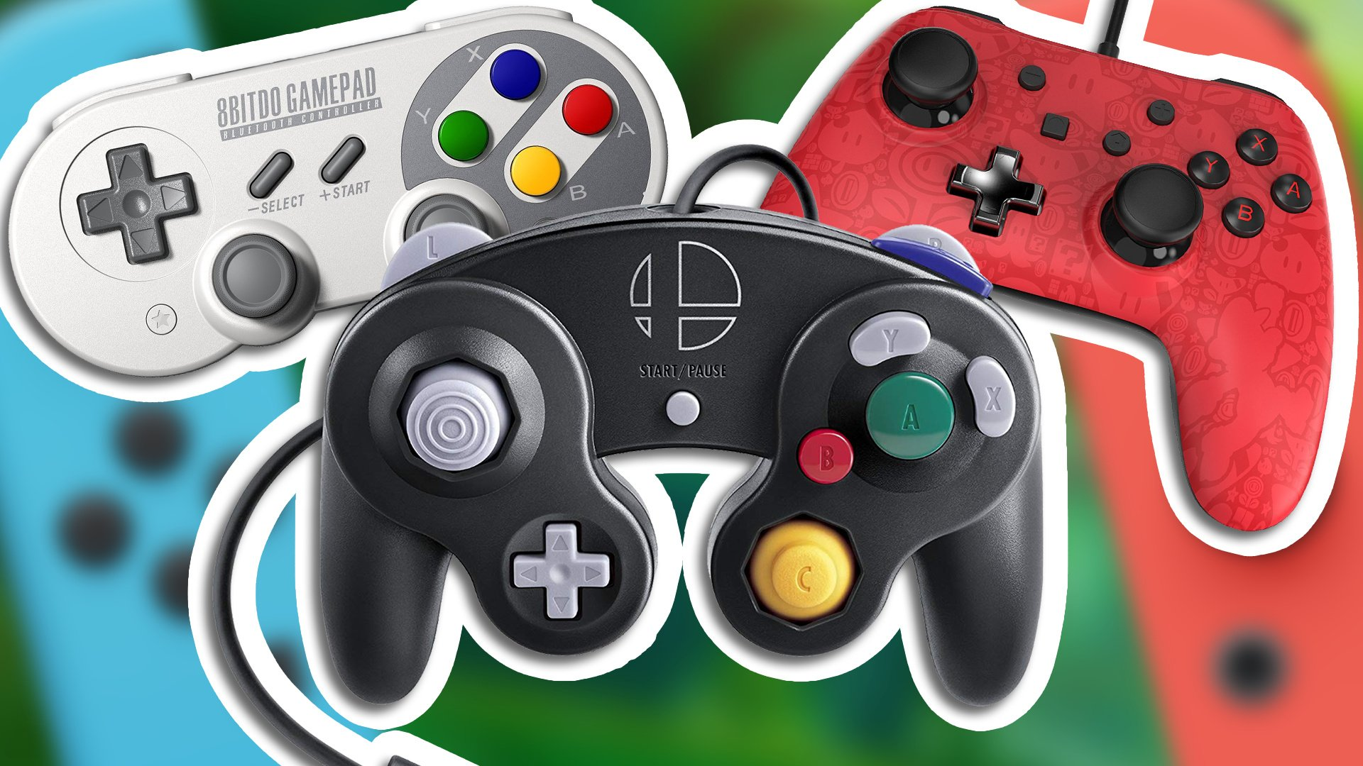 Best Nintendo Switch Controllers In 2019 - Guide - Nintendo Life