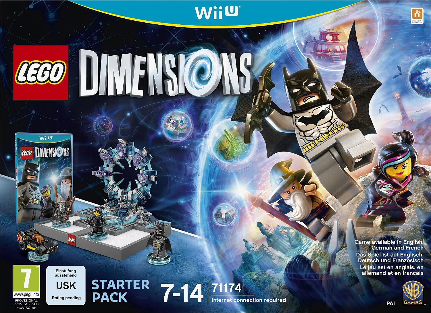 Reaction Lego Dimensions Could Be A Sales Phenomenon And Nintendo Switch Rayman Legends English Pal Games 1