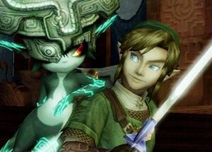 Link, the sidekick