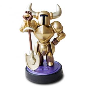 Shovel Knight Gold Edition amiibo