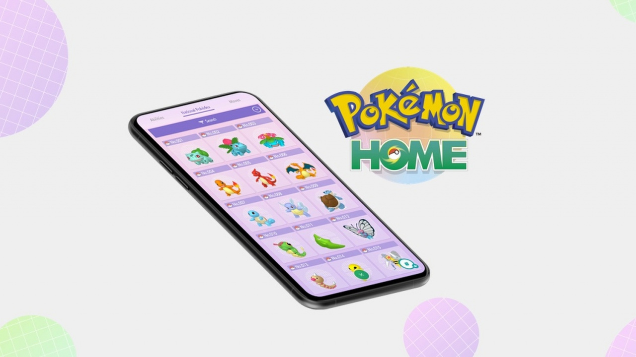 Pokémon HOME Mobile Update Adds Language And Poké Ball Search Filters
