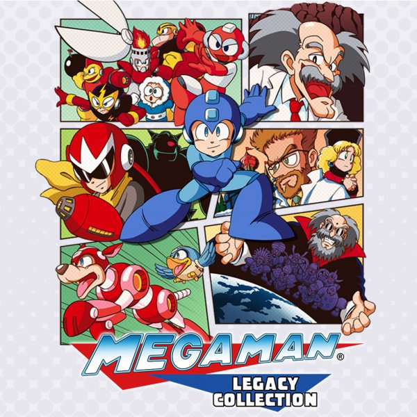 Mega Man Legacy Collection Review (Switch eShop) | Nintendo Life