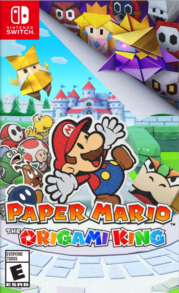 Paper Mario The Origami King Review Switch Nintendo Life