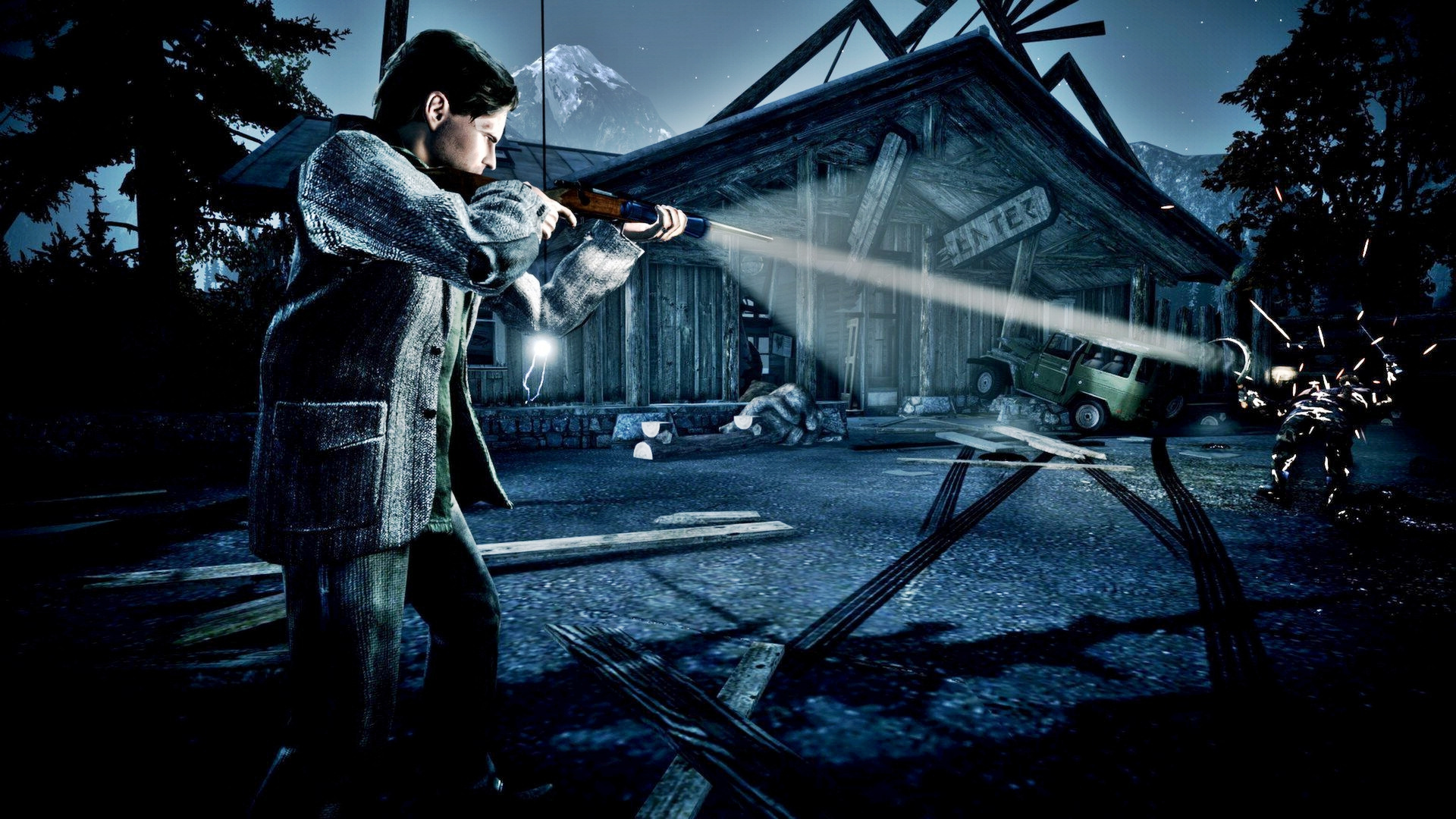 Rumour: Switch Port Specialist Virtuos Believed To Be Working On Alan Wake Remaster