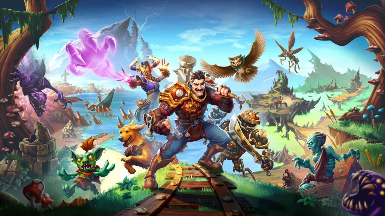 Exclusive: Torchlight III Character Class Guide