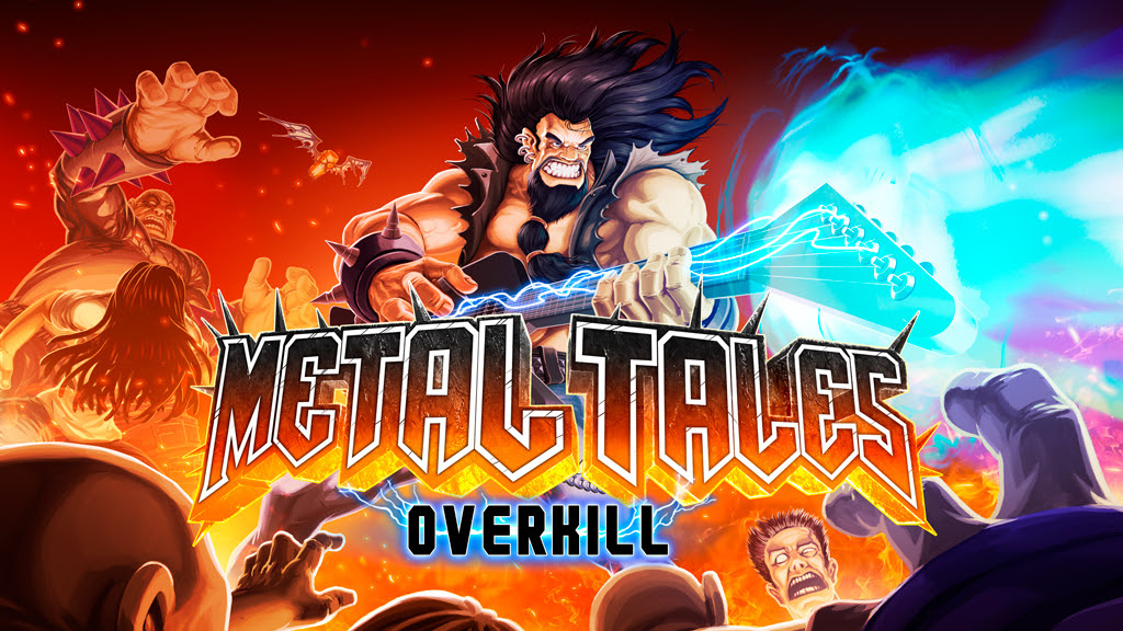 'Guitar-Shooter' Metal Tales: Overkill Is Hoping To Launch On Switch