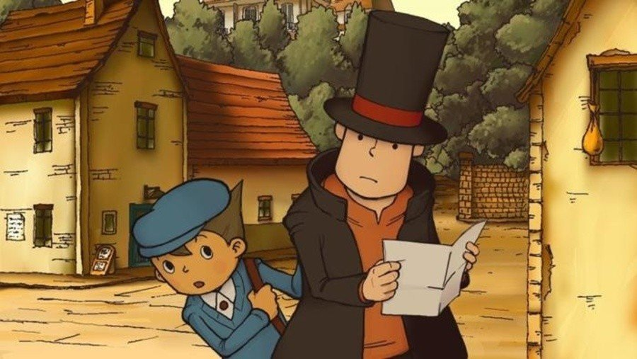 Prof Layton And Luke.original