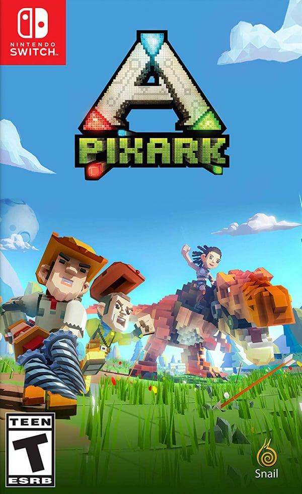 PixARK Review (Switch) | Nintendo Life