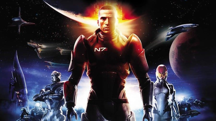 Mass Effect - Push Square