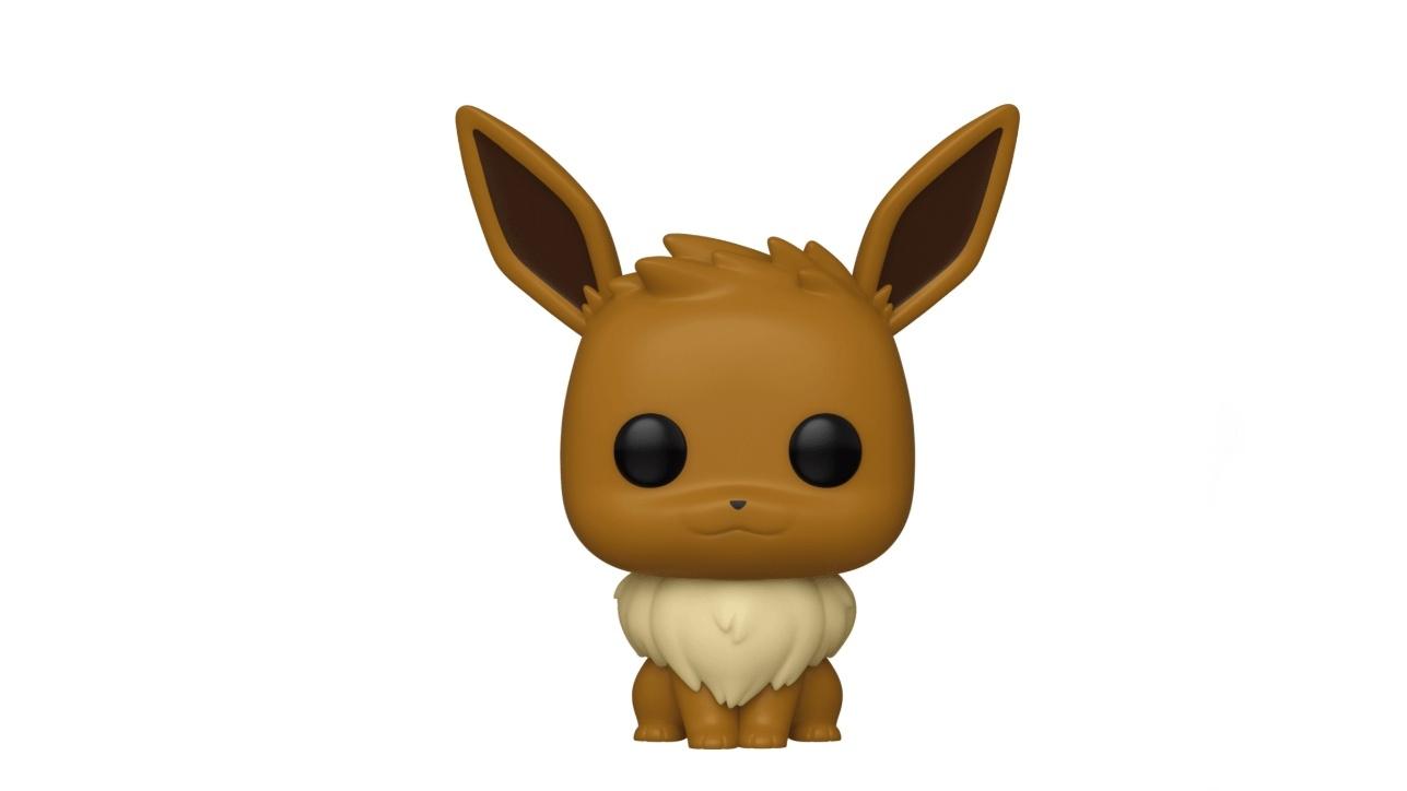 Eevee Is Your Next Pokémon Funko Pop