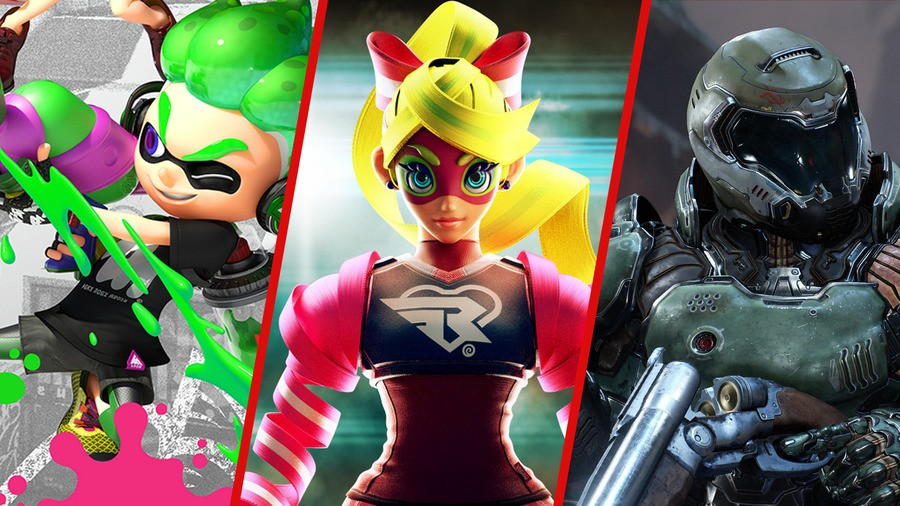 Talking Point: Nintendo Life's Favourite Games From Switch's First Year
