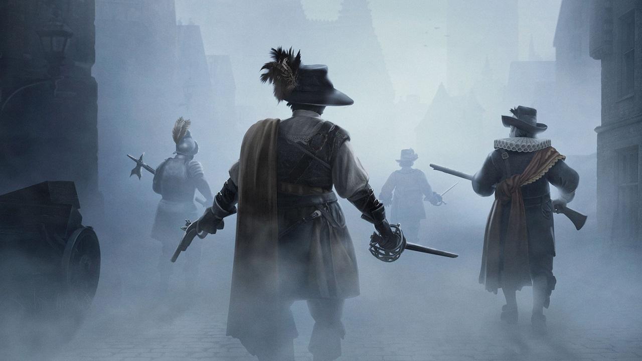 Strategy RPG Black Legend Brings