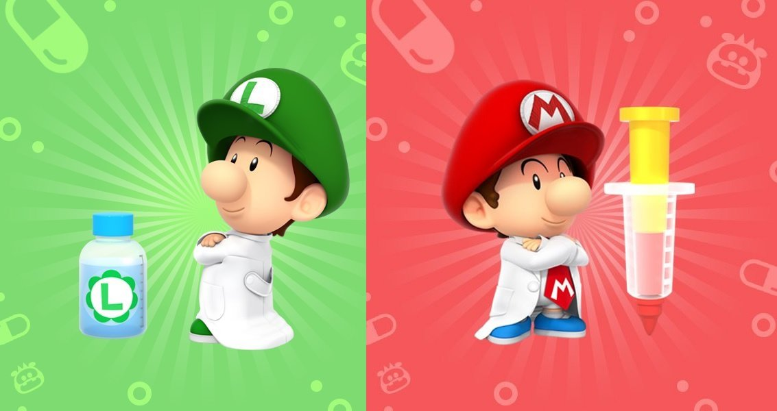 Two Babies Become Qualified Doctors In Dr. Mario World Later This Week
