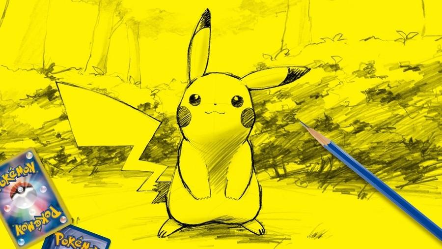 Pokemon Card Illustration Contest