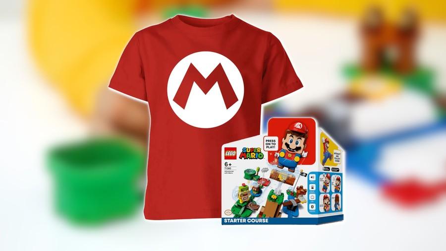 Zavvi LEGO Super Mario Deal