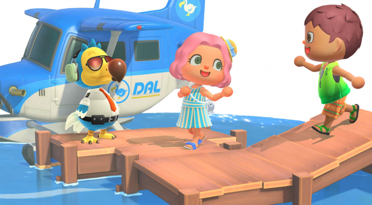 Animal Crossing Helps UK Video Game Revenue Pass £4 Billion For The First Time Ever