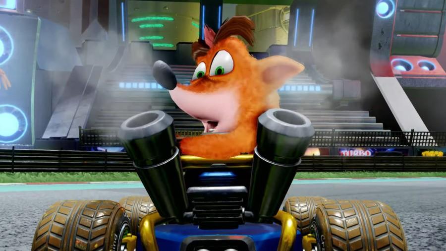 Crash Team Racing Nitro Fueled Reveal Trailer 0 54 Screenshot