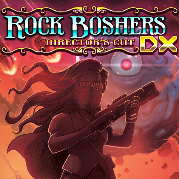 Rock Boshers Dx Director S Cut Review Switch Eshop