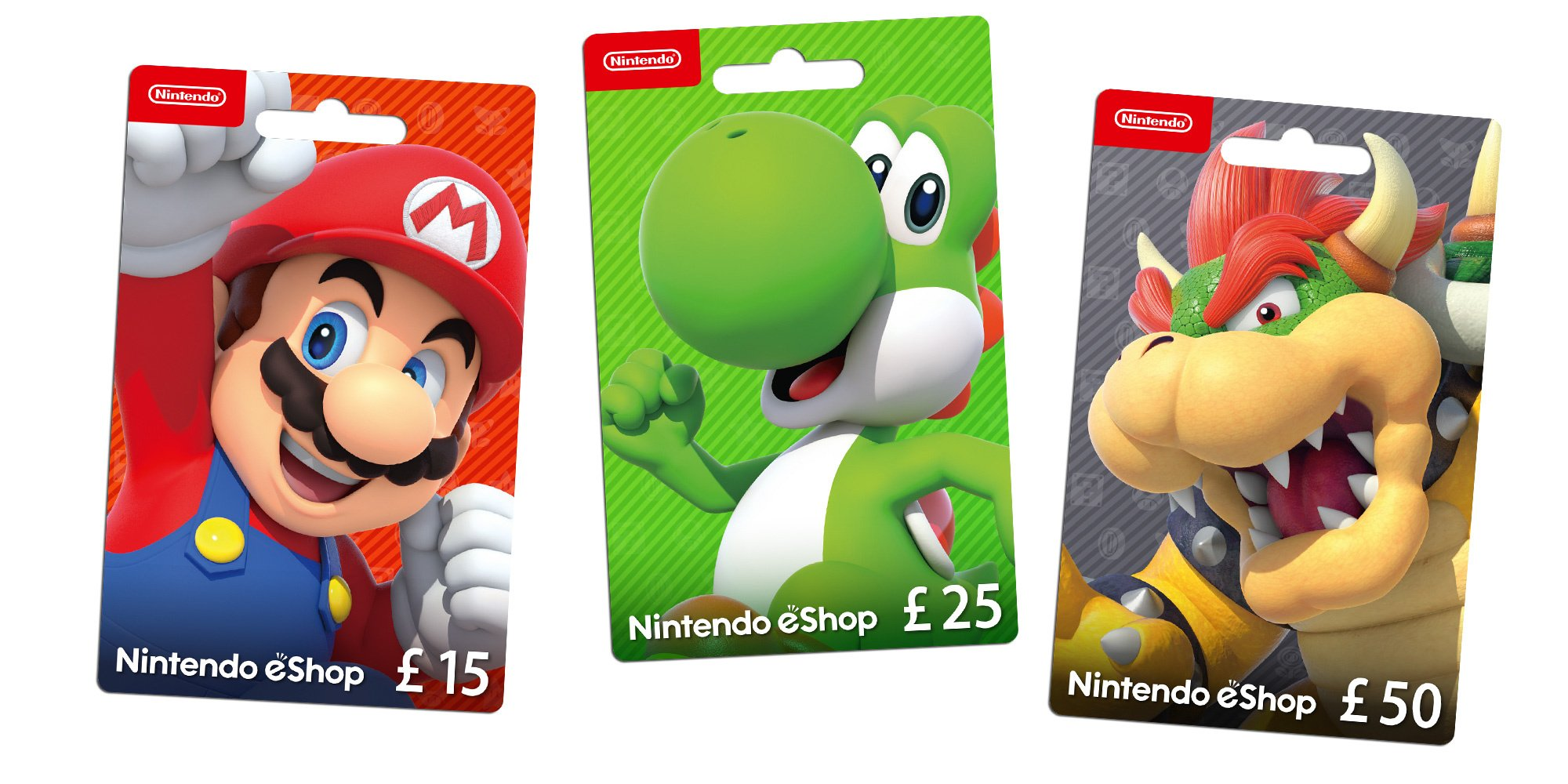 Where To Buy Nintendo Switch Eshop Credit Gift Cards And Online Membership Nintendo Life