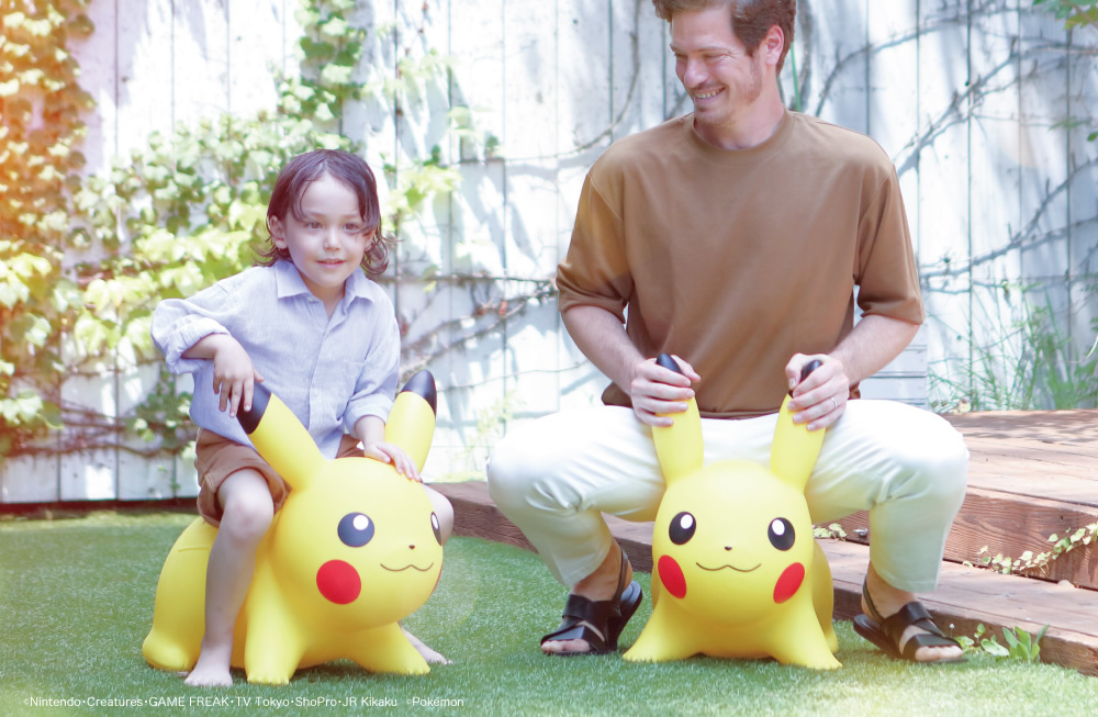 Pokémon Air Is A Pikachu You Can Ride, And It Launches This November