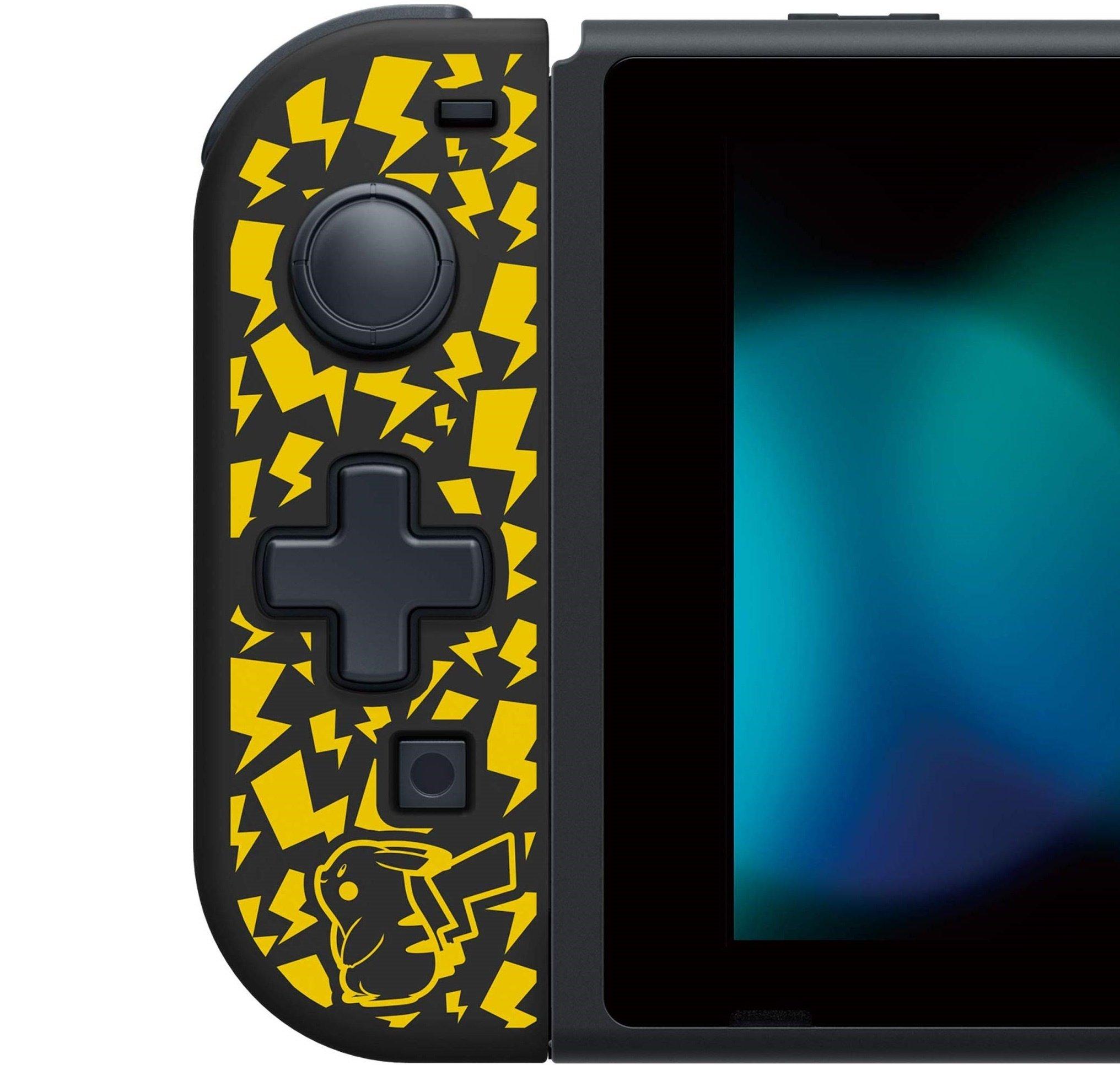 ef715440c1b Hori Releasing Pikachu Themed D-Pad Joy-Con On 16th November ...