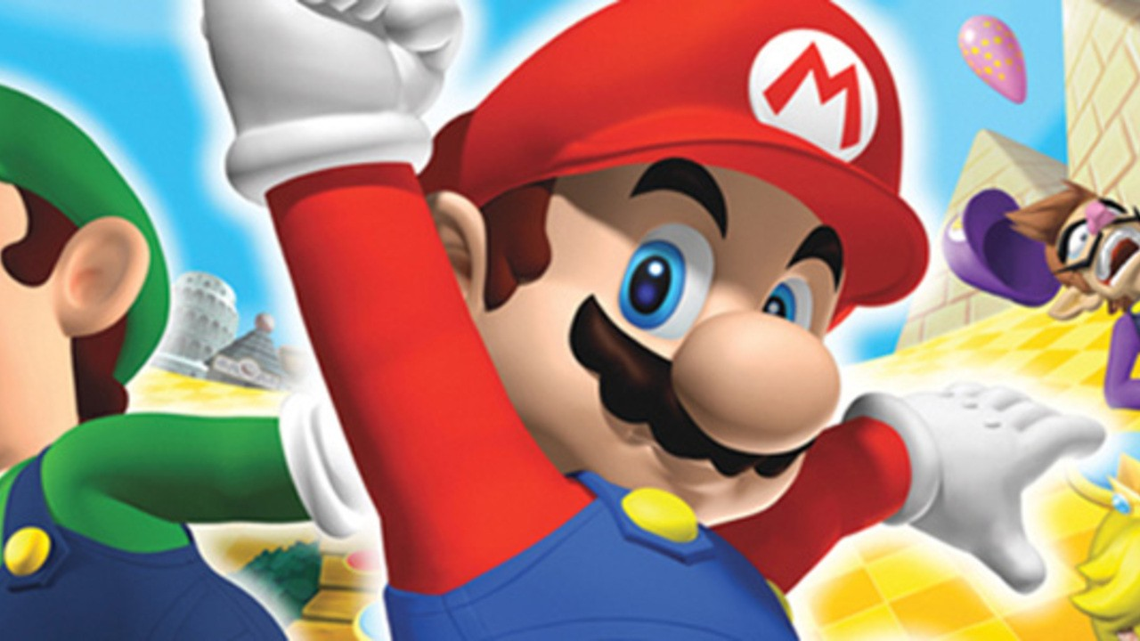 Mario Party 7 Cover Artwork