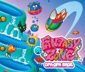 3D Fantasy Zone: Opa-Opa Bros.
