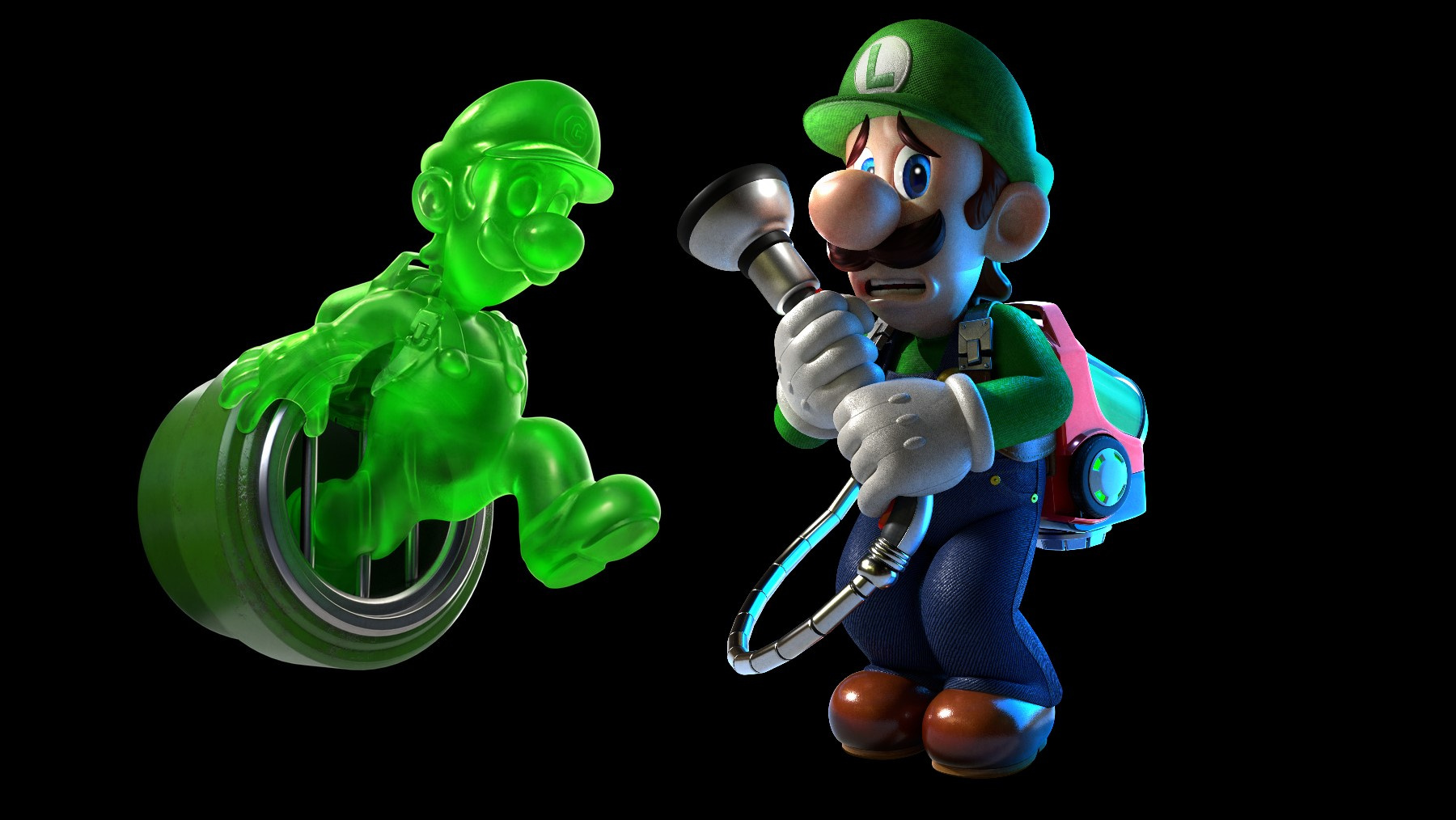 Feature: Luigi And Video Gaming's Other Palette Swap Heroes