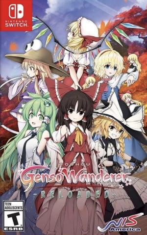 Touhou Genso Wanderer Reloaded