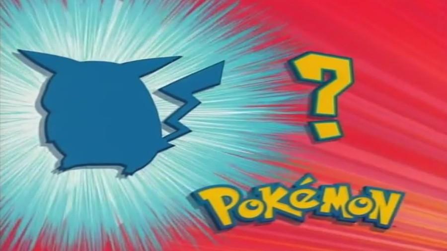 Who's That Pokemon?