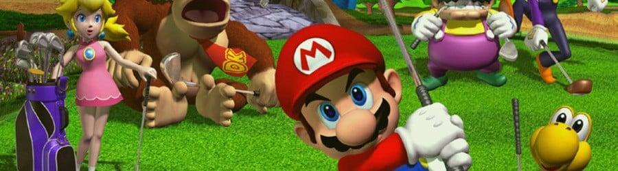 Mario Golf: Toadstool Tour (GCN)