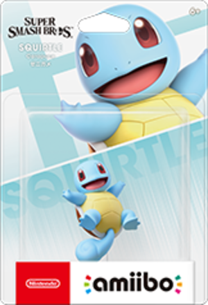 Squirtle amiibo Pack