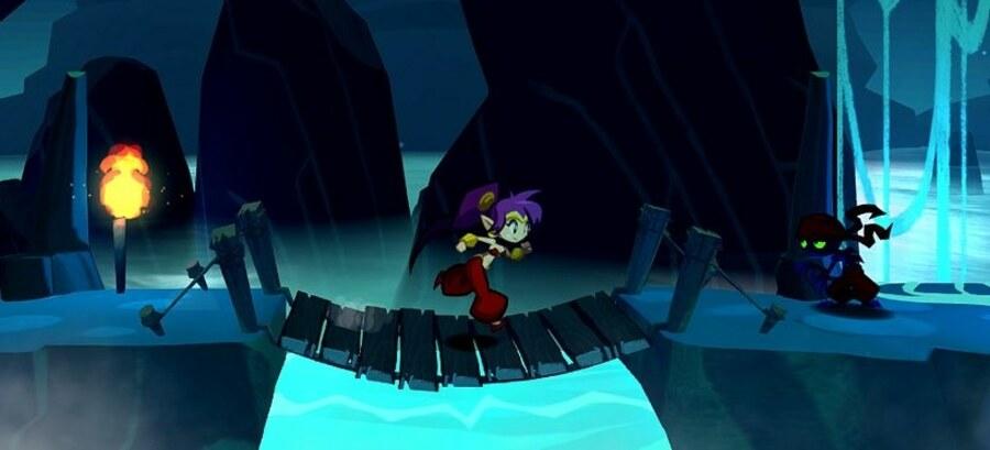 Shantae Half Genie Hero Screen