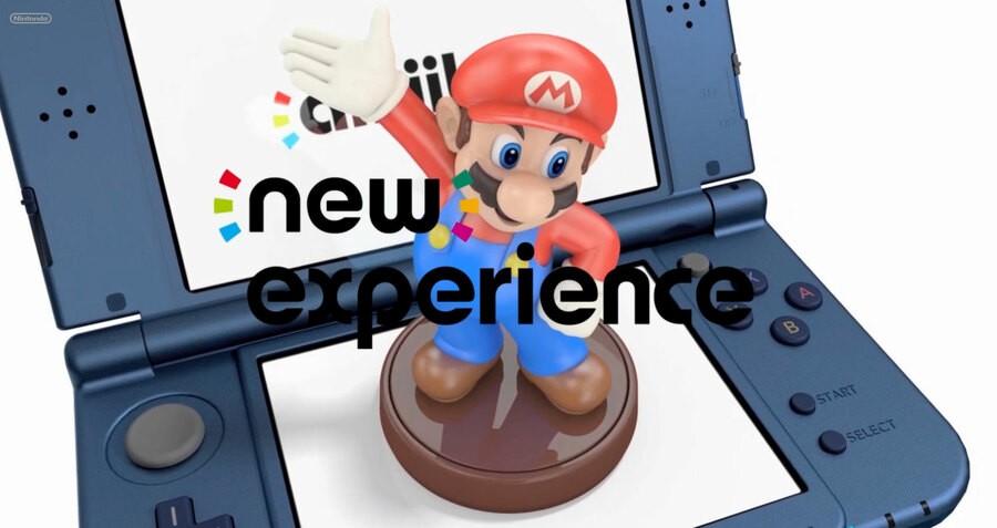 New 3 DS Amiibo