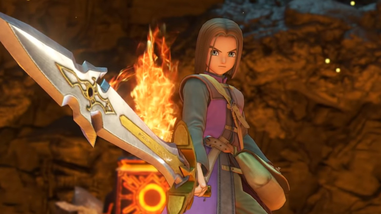 Poll: Have You Played The Dragon Quest XI S Demo On Nintendo Switch Yet?