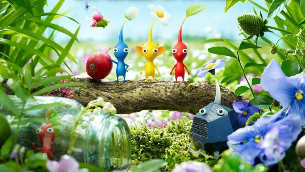 Pikmin 3 Deluxe Review (Switch) - Nintendo Life