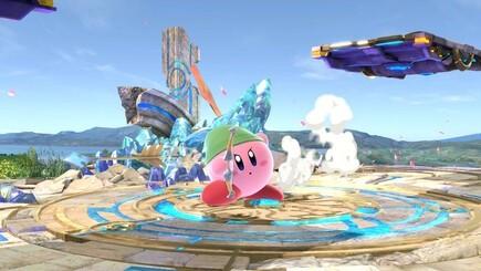 43. Toon Link Kirby