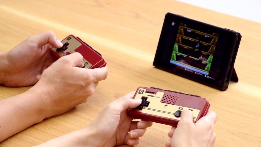 Famicom Switch 1
