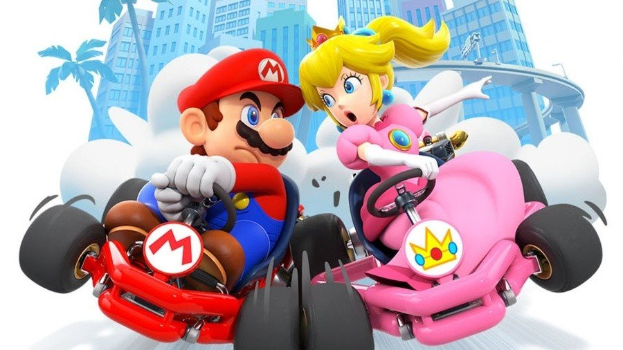 Mario Kart Tour Multijugador