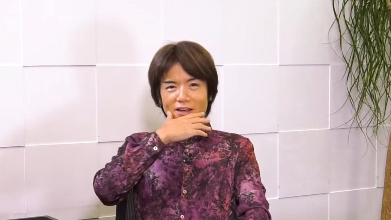 Random: Now That Smash Is Complete, Sakurai Doesn't Have To Worry About What He Shares On Social Media - Nintendo Life