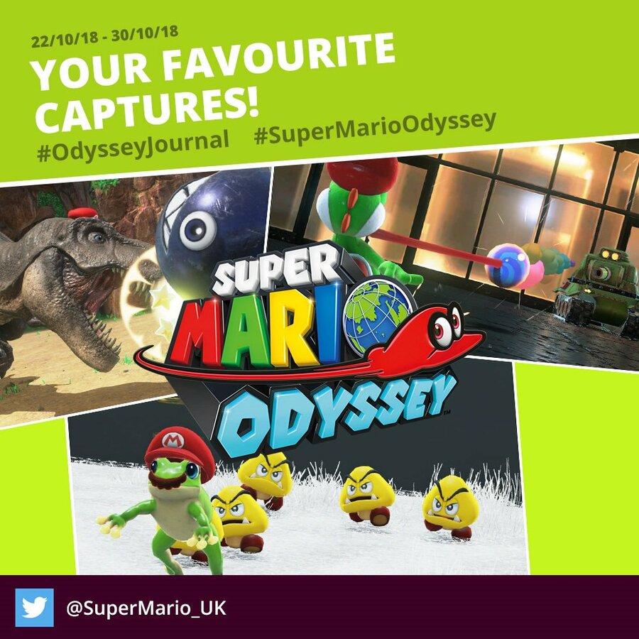 Super Mario Odyssey UK