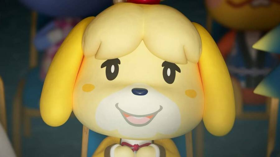 Animal Crossing New Horizons Isabelle