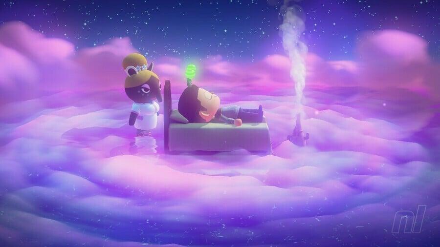 Animal Crossing New Horizons Dreaming