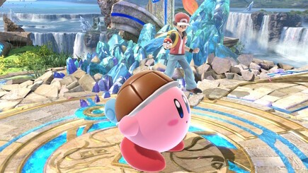 33. Squirtle Kirby